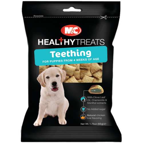 Mark & Chappell Healthy Teething Treat For Puppies