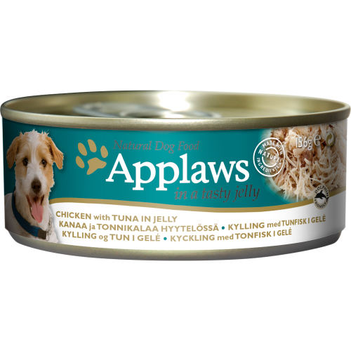 Applaws Chicken & Tuna in Jelly Wet Can Adult Dog Food