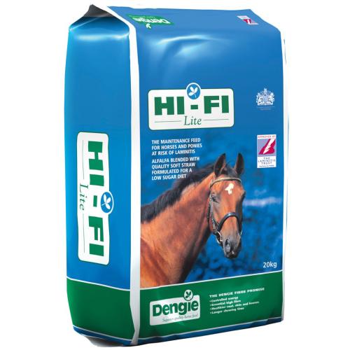 Dengie Hi-Fi Lite Horse Feed Balancer 20kg