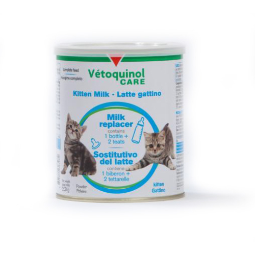 Vetoquinol Care Milk Powder for Kittens