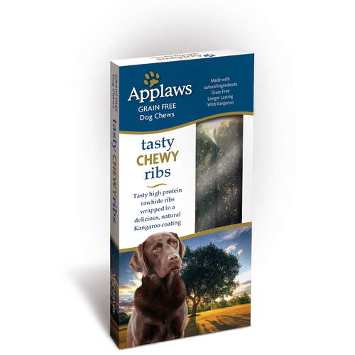 Applaws Tasty Chewy Ribs Dog Treats
