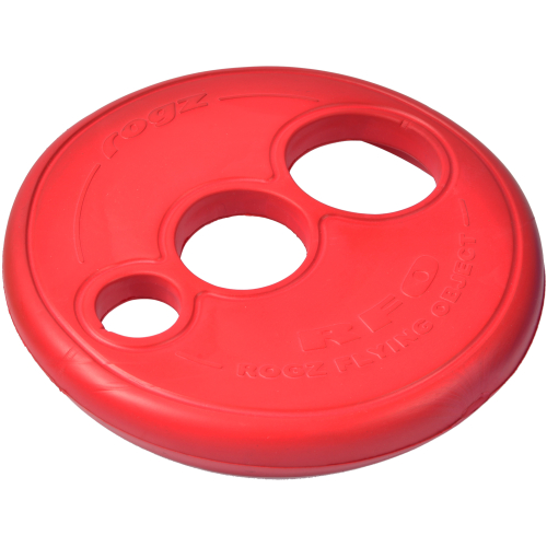 ROGZ RFO Frisbee Dog Toy
