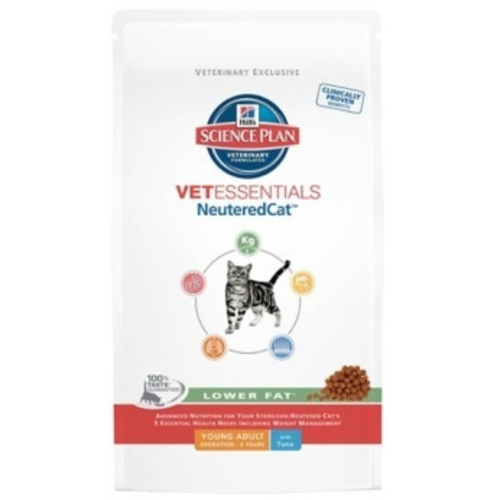 Hills Science Plan Vet Essentials Feline Neutered Tuna