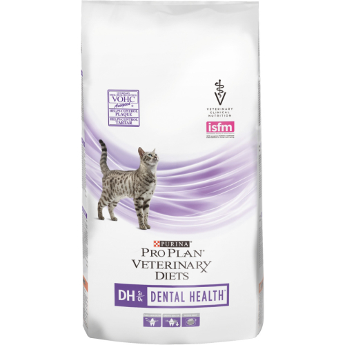 PURINA VETERINARY DIETS Feline DH Dental Health Cat Food