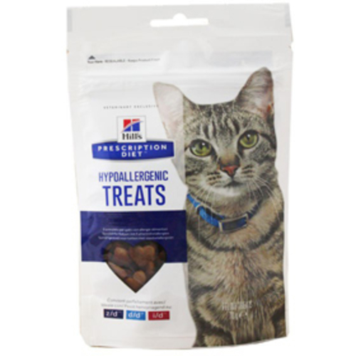Hills Prescription Diet Hypoallergenic Cat Treats