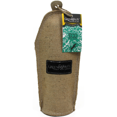 Green & Wilds Crinkler Eco Dog Toy