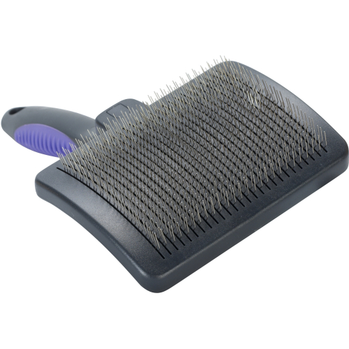 Buster Self-Cleaning Slicker Brush