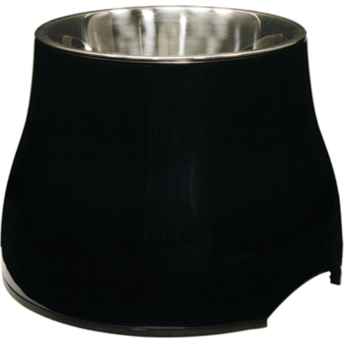 Dogit Elevated Dog Bowl Black