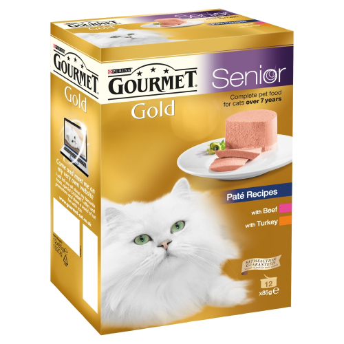 Gourmet Gold Pate Recipes Senior Cat Food
