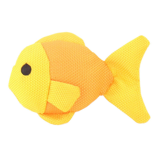 Beco Freddie the Fish Catnip Cat Toy