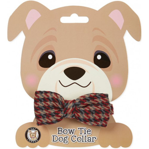 Pet London Winston Bow Tie Dog Collar