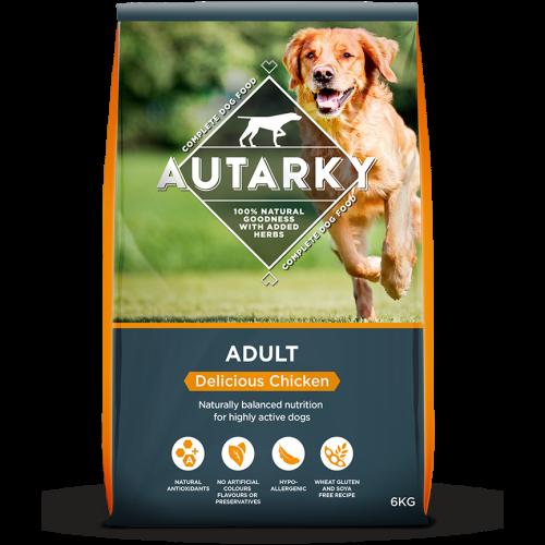 Autarky Chicken Dinner Adult Dog Food 6kg
