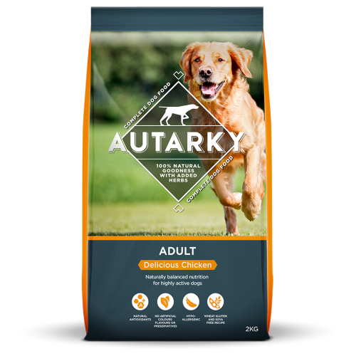 Autarky Chicken Dinner Adult Dog Food 2kg