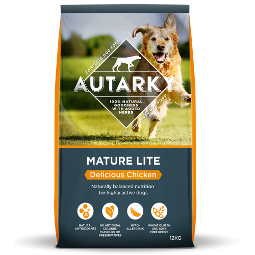 Autarky Chicken Dinner Mature Lite Dog Food