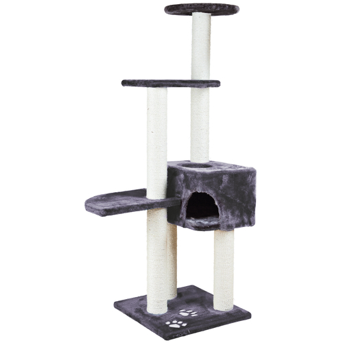 Trixie Alicante Scratching Post Grey