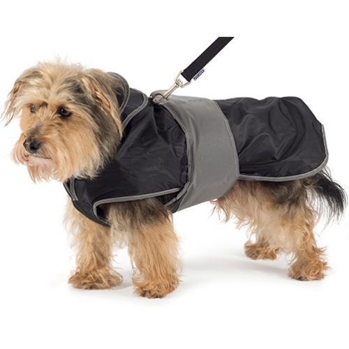 Ancol Muddy Paws 2 In 1 Harness Dog Coat