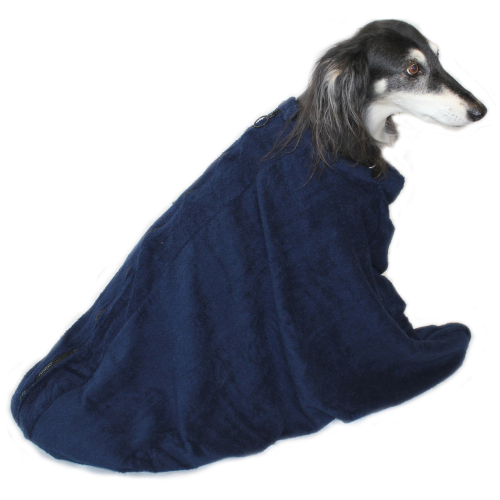 Cosipet Blue Dri Towelling Dog Bag Large