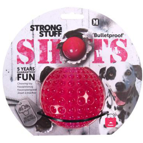 Sharples N Grant Shots Ball Dog Toy