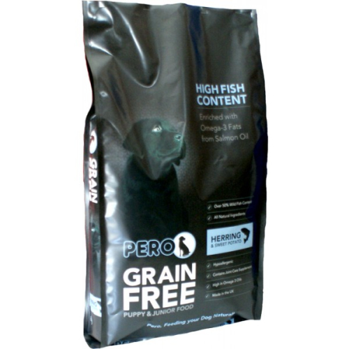 Pero Grain Free Herring Puppy Food