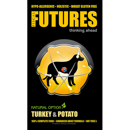 Futures Grain Free Turkey & Potato Adult Dog Food
