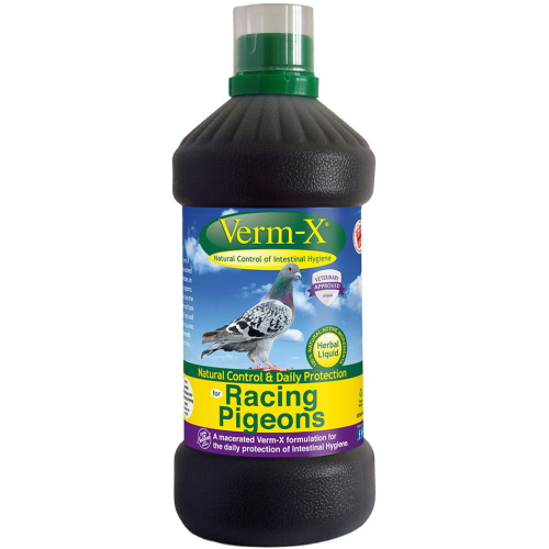 Verm X Liquid For Racing Pigeons