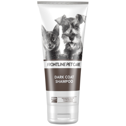 Frontline Pet Care Dark Coat Dog & Cat Shampoo