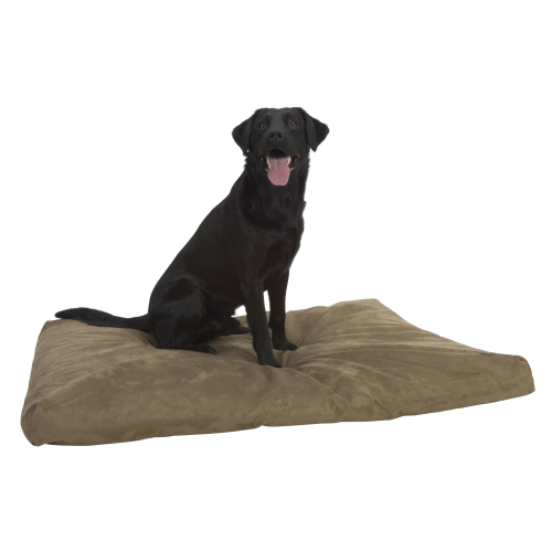 Buster Memory Foam Camel Dog Bed