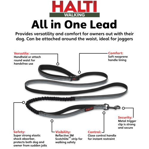 Halti All-In-One Dog Lead