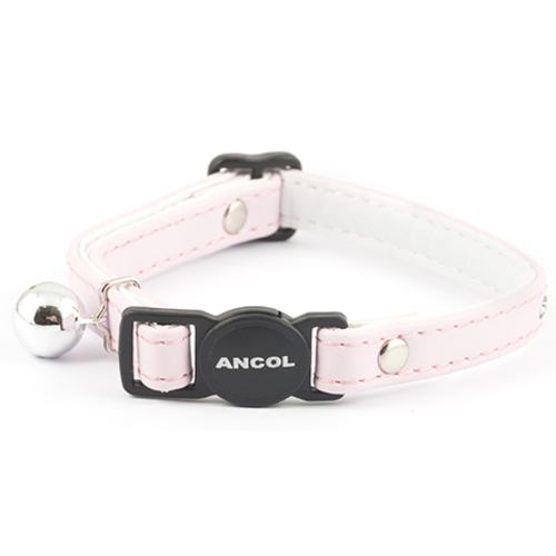 Ancol Jewelled Safety Cat Collar Baby Pink