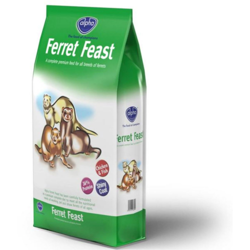 Alpha Feast Ferret Food 10kg