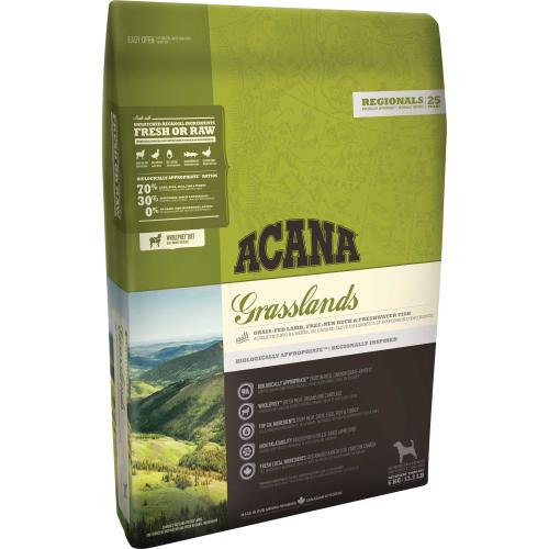 Acana Grasslands Adult Dog Food 11.4kg