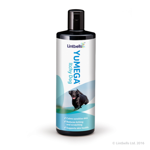 Yumega Itchy Dog Oil for Sensitive & Itchy Skin