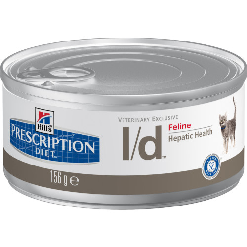 Hills Prescription Diet Feline LD Canned