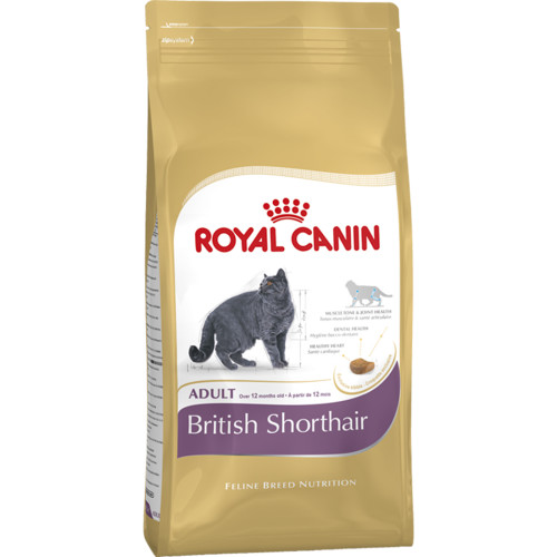 Royal Canin Breed Nutrition British Shorthair Adult Cat Food