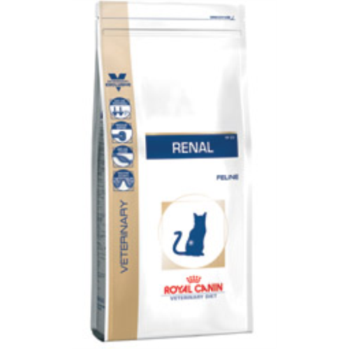 Royal Canin Veterinary Diets Renal RF 23 Cat Food 500g