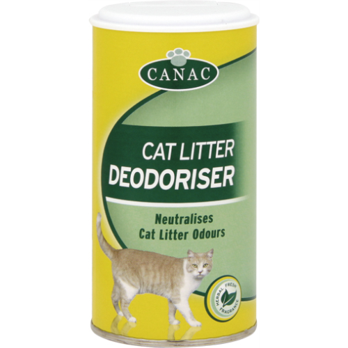 Canac Cat Litter Deodoriser 200g x 2 SAVER PACK