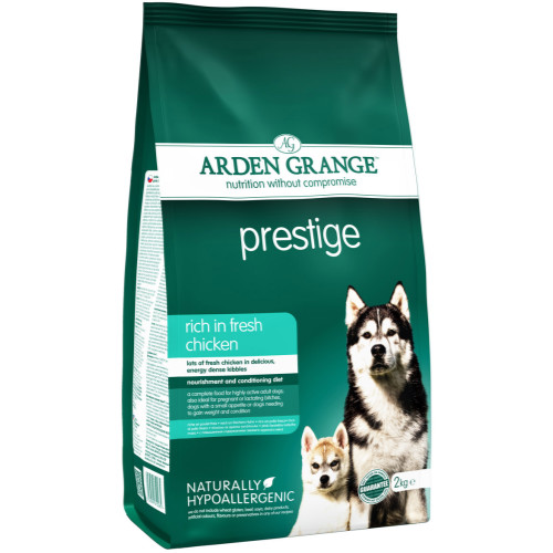 Arden Grange Chicken Prestige Dog Food