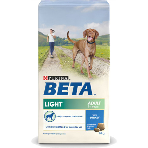 BETA Turkey Light Adult Dog Food