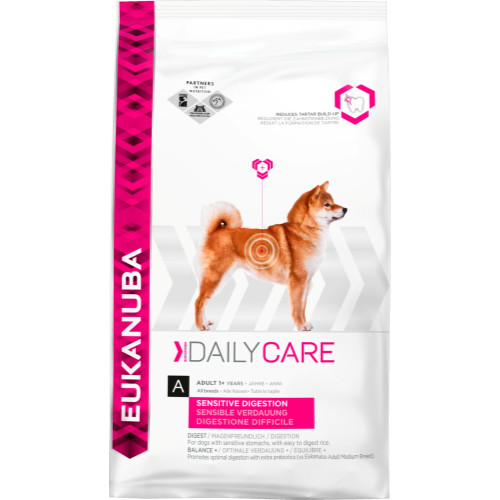 Eukanuba Daily Care Sensitive Digestion Adult Dog Food
