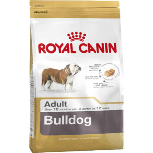 Royal Canin Bulldog Adult Dog Food