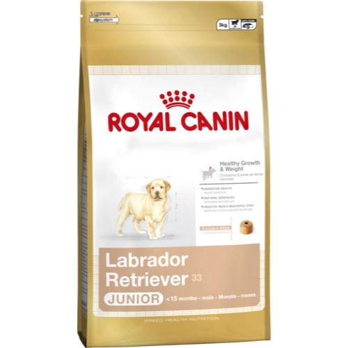 Royal Canin Labrador Retriever 33 Junior Food