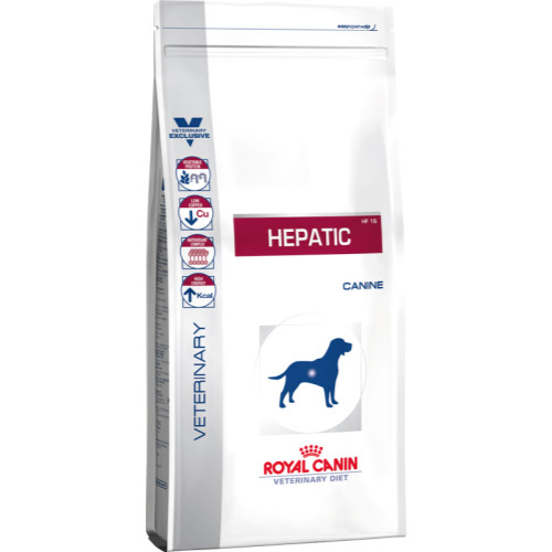Royal Canin Veterinary Hepatic HF 16 Dog Food