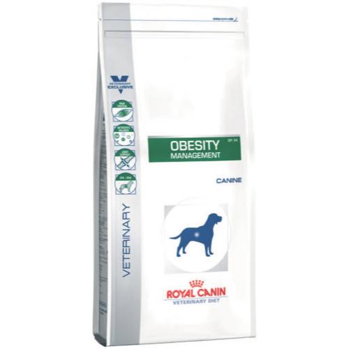 Royal Canin Veterinary Obesity Management DP 34 Dog Food 14kg