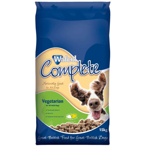 Wafcol Complete Vegetarian Dog Food