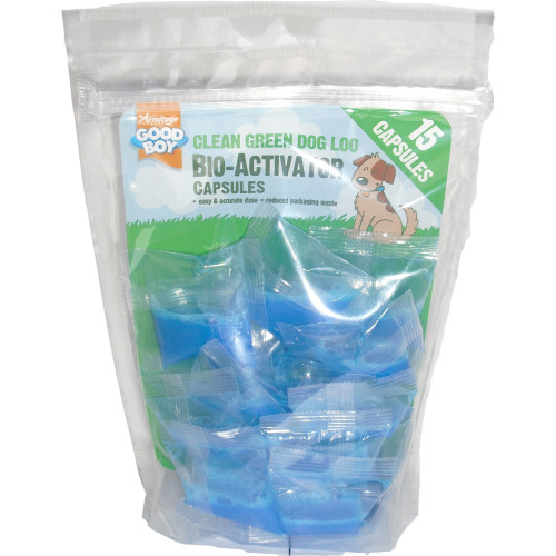 Armitage Good Boy Bio Activator Dog Loo Solution Refill
