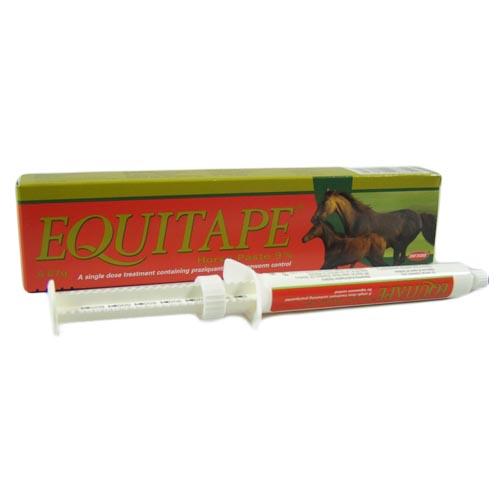 Pets Equitape Horse Wormer Syringe 6.67g