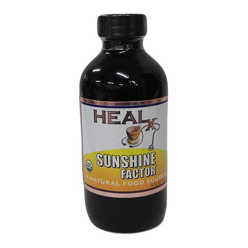 Healx Sunshine Factor Supplement 120ml