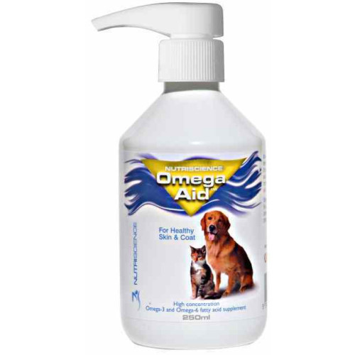 Omega Aid Cat and Dog 250ml