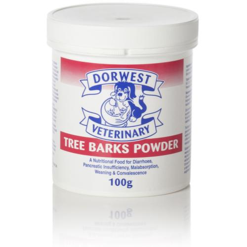 Dorwest Veterinary Tree Barks Powder 100g