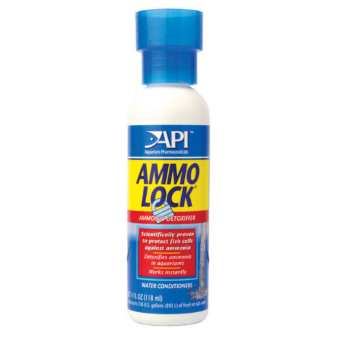 API Ammo-lock Fish Water Treatment 120ml
